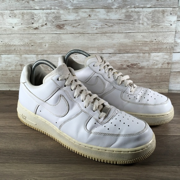 Nike Air Force 1 Low 07 Mens 12 White